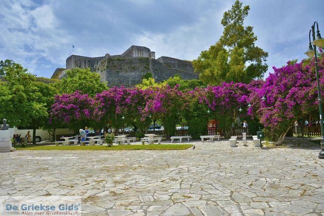 Nieuwe Vesting Corfu stad